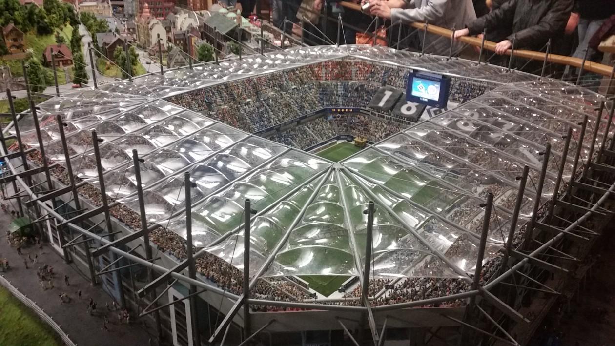11-HH-Modell HSV-Stadion