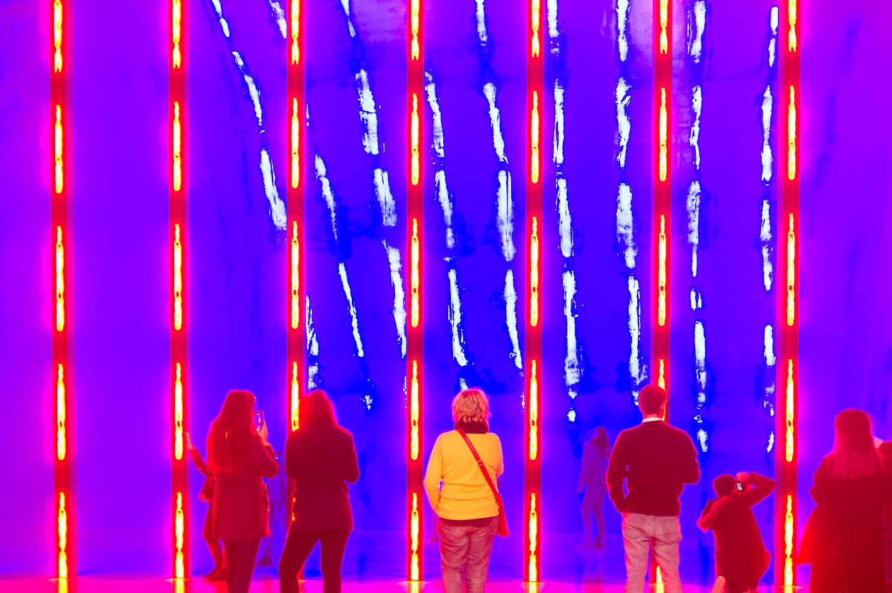 Jenny Holzer - Installation for Bilbao, 1997