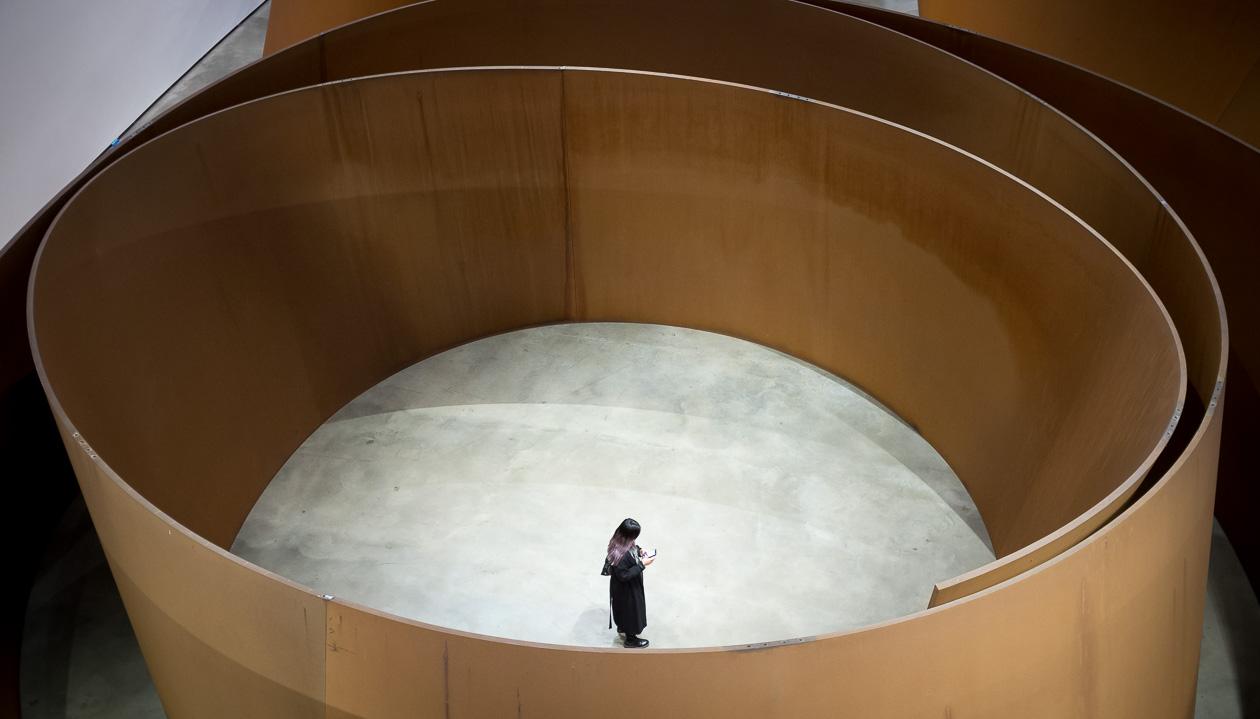 Richard Serra - The Matter of Time, 1994–2005