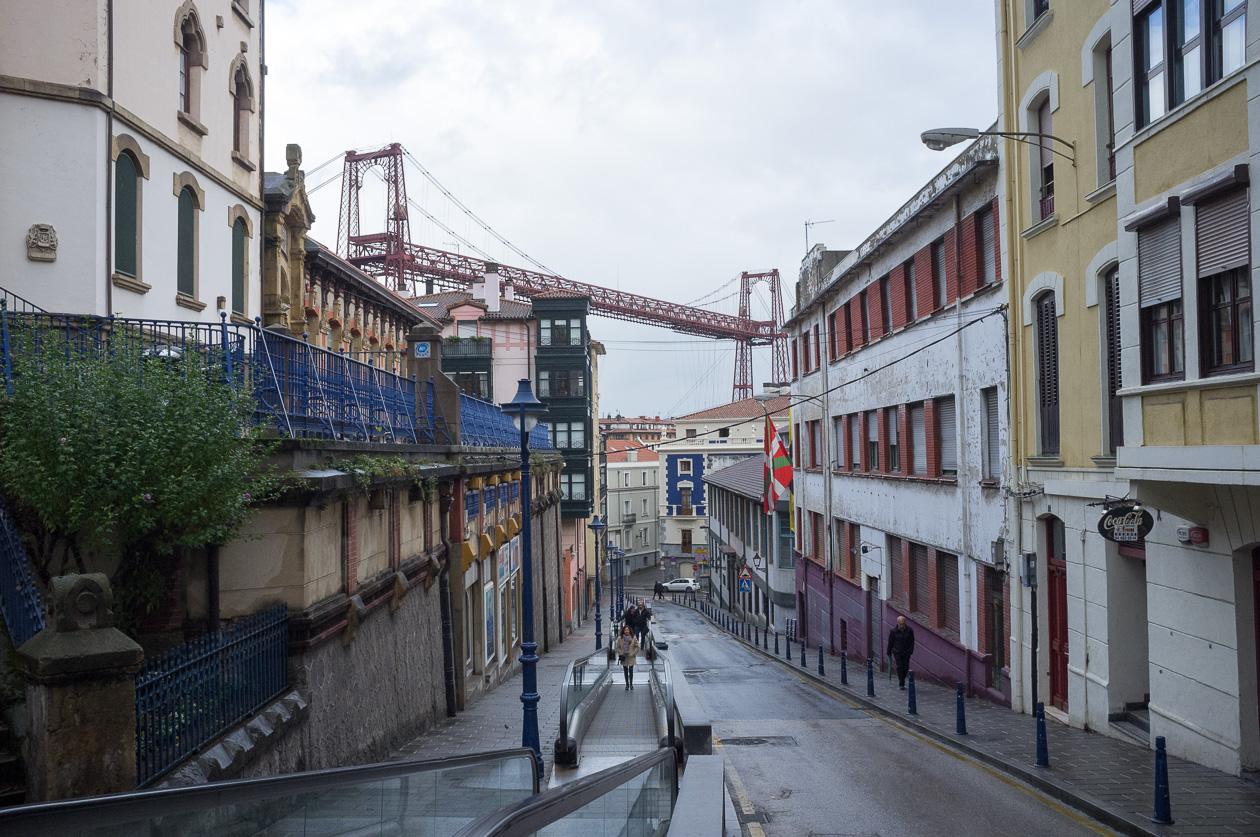 Schwebebrücke Puente de Vizcaya