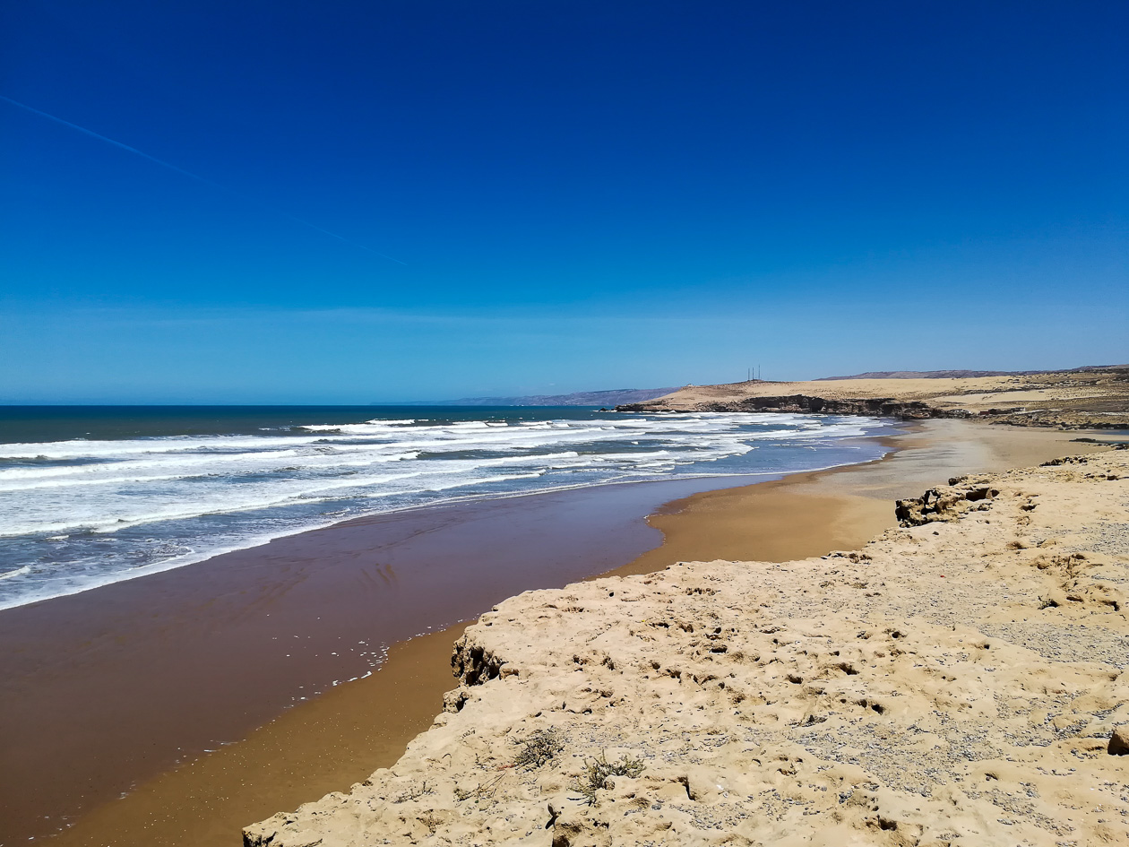 Dle Küstenstraße zwischen Agadir und Essaouira