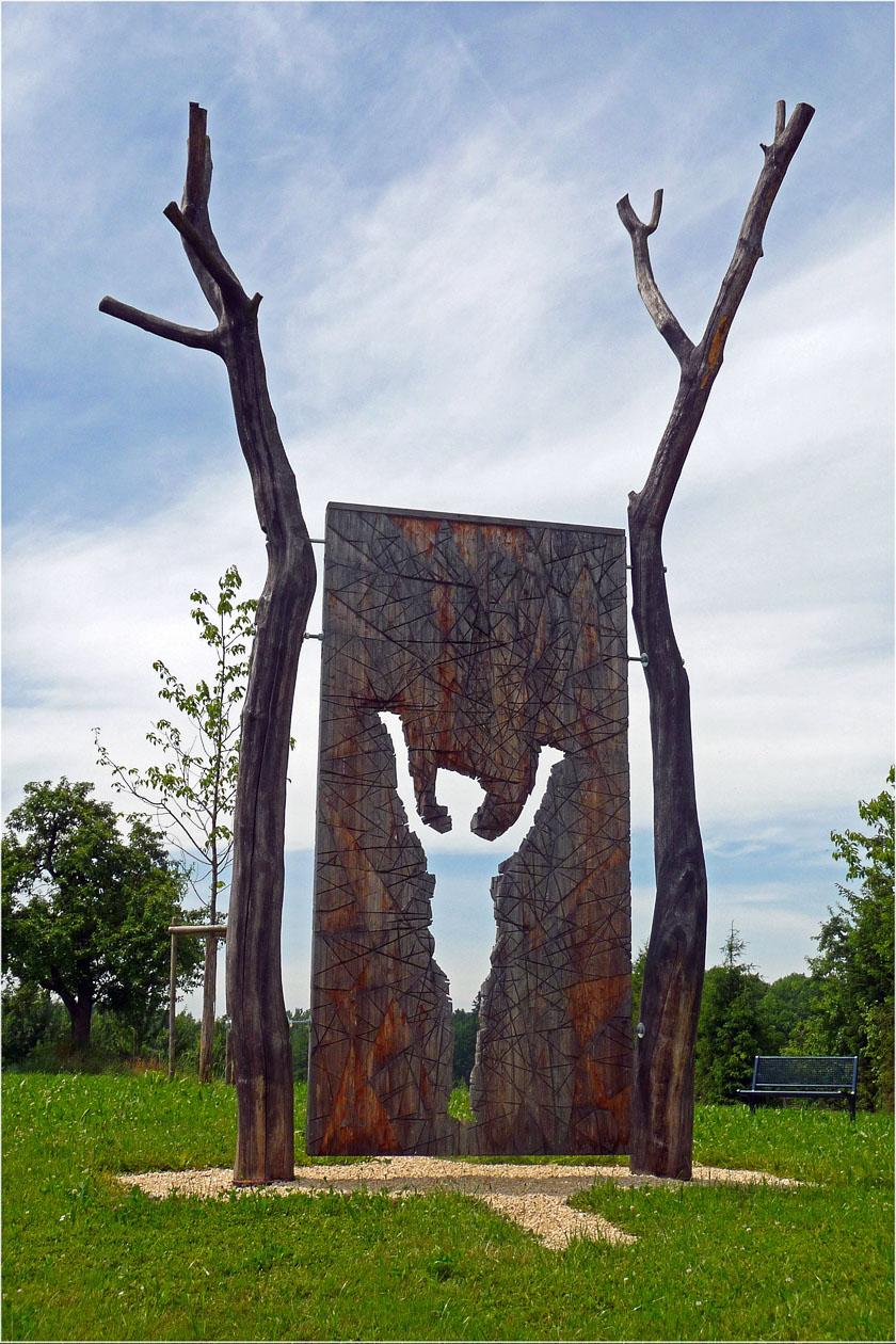 Oberschwäbischer Kunstweg (Claire Sick)