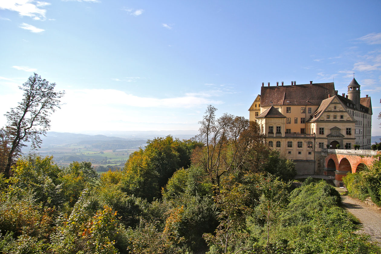 Schloss Heiligenberg (Volkert Happrecht)