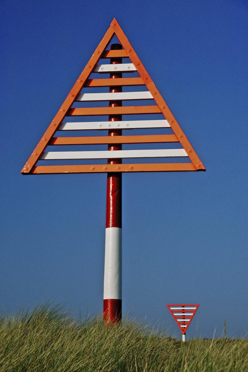 Zwei Dreiecke (Peter von Puttkamer)