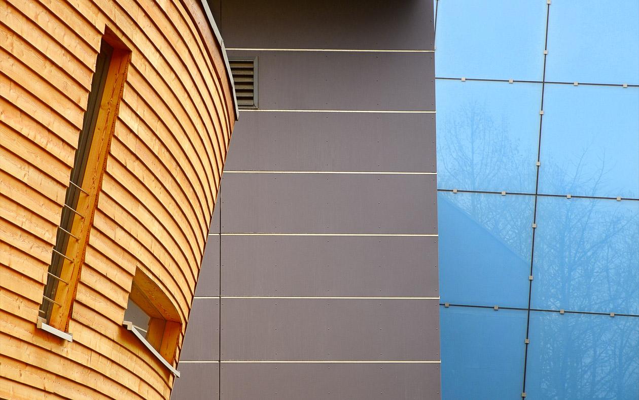 Fassadengeometrie (Ute Schneidt)