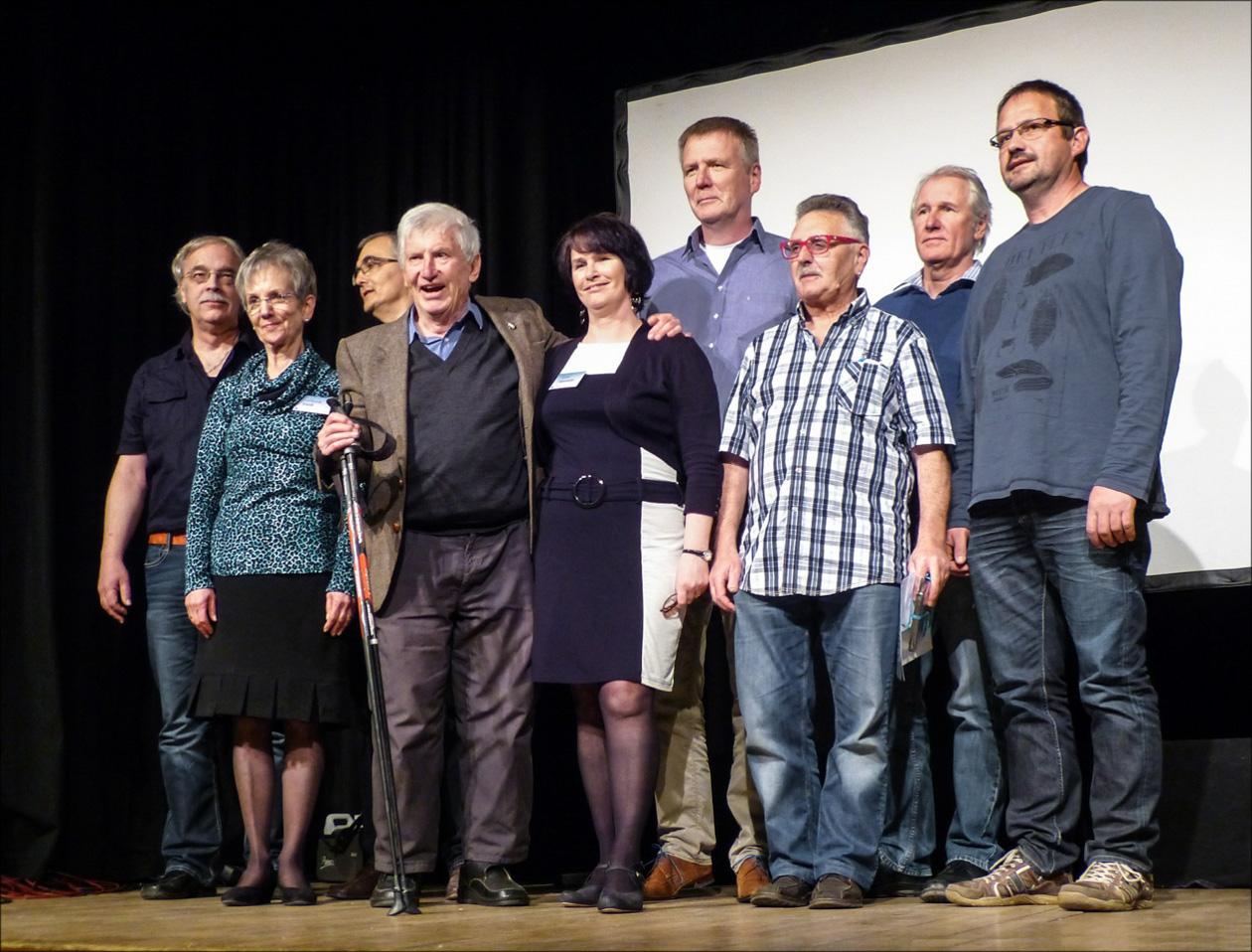Die Preisträger des FOB 2014