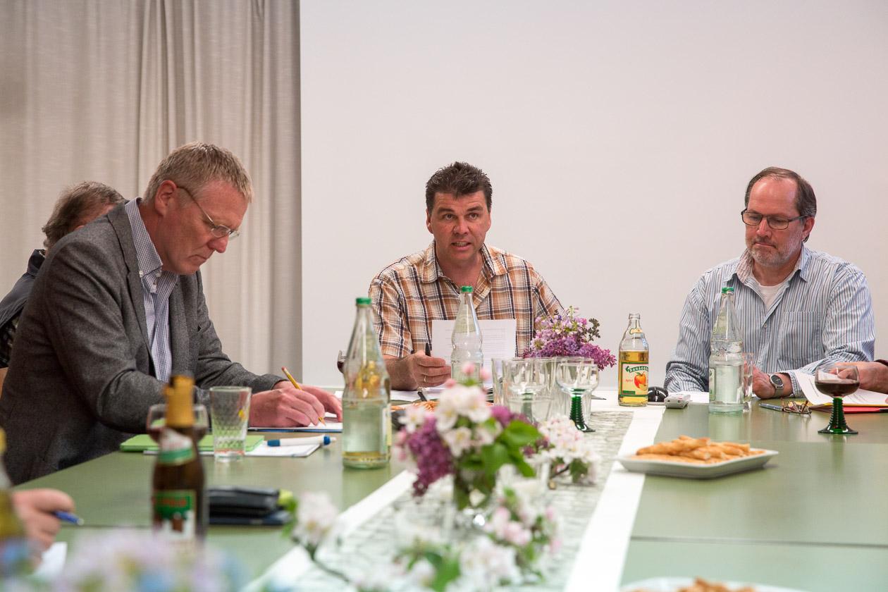Bericht des zweiten Vorsitzenden Uwe Neumann