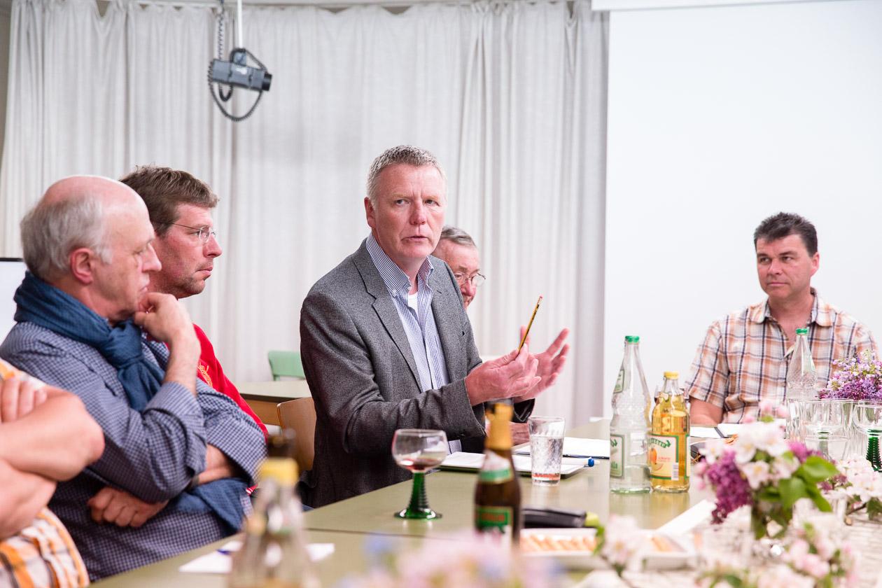 Bericht des Pressewarts Matthias Kullik