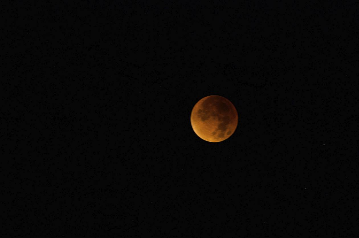 Lunar Eclipse 2015 (Foto: FLORIAN DIEHL)