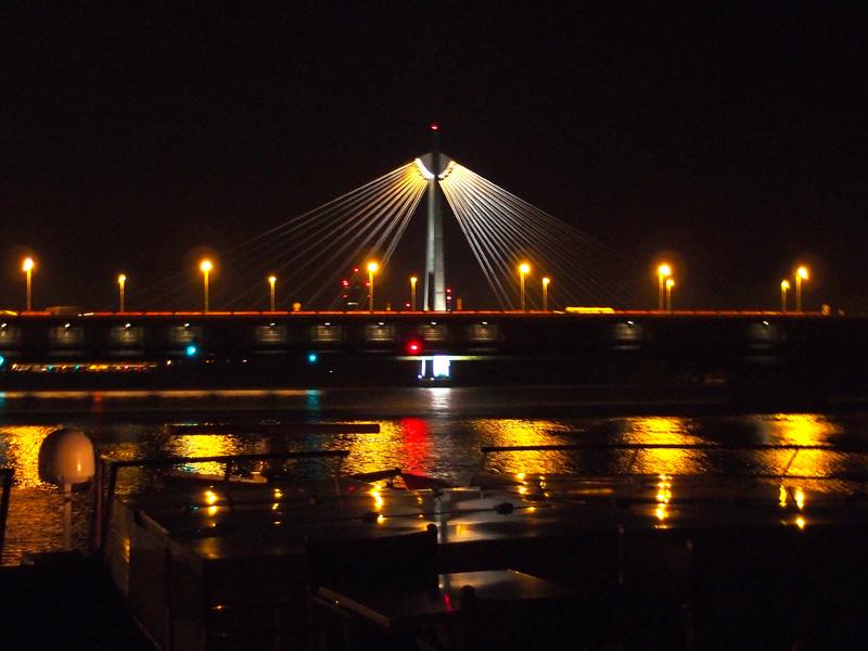 Stadtbrücke in Wien