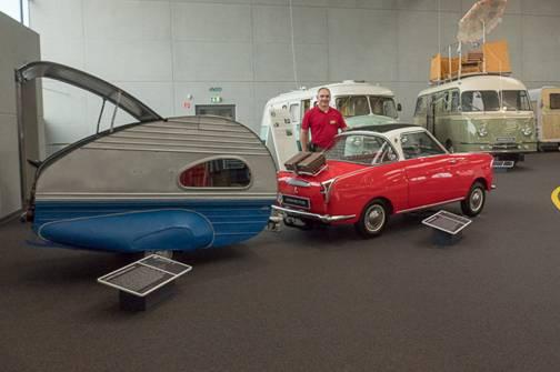 Ewald und das Goggomobil