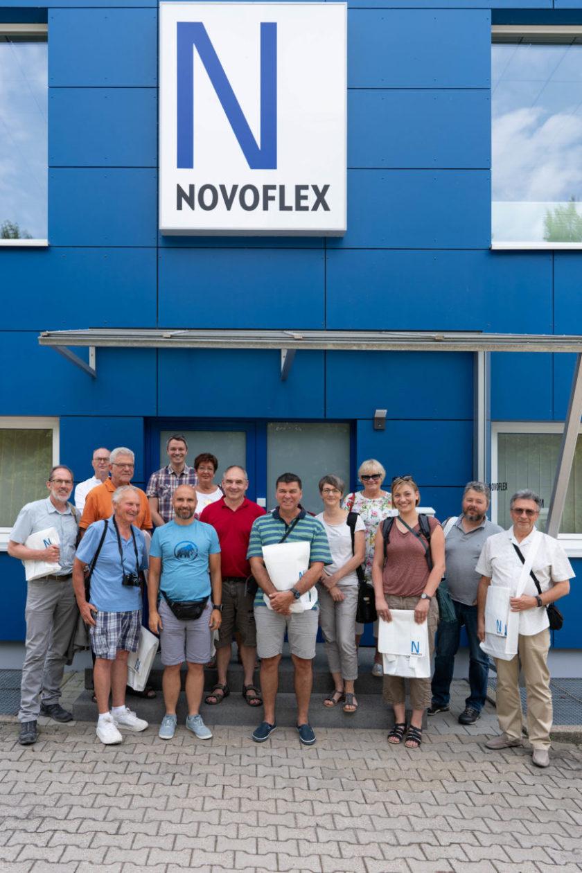 Novoflex Gruppenbild