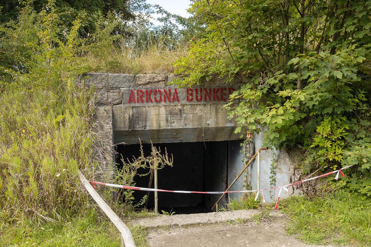 Bunkeranlagen Kap Arkona, Rügen