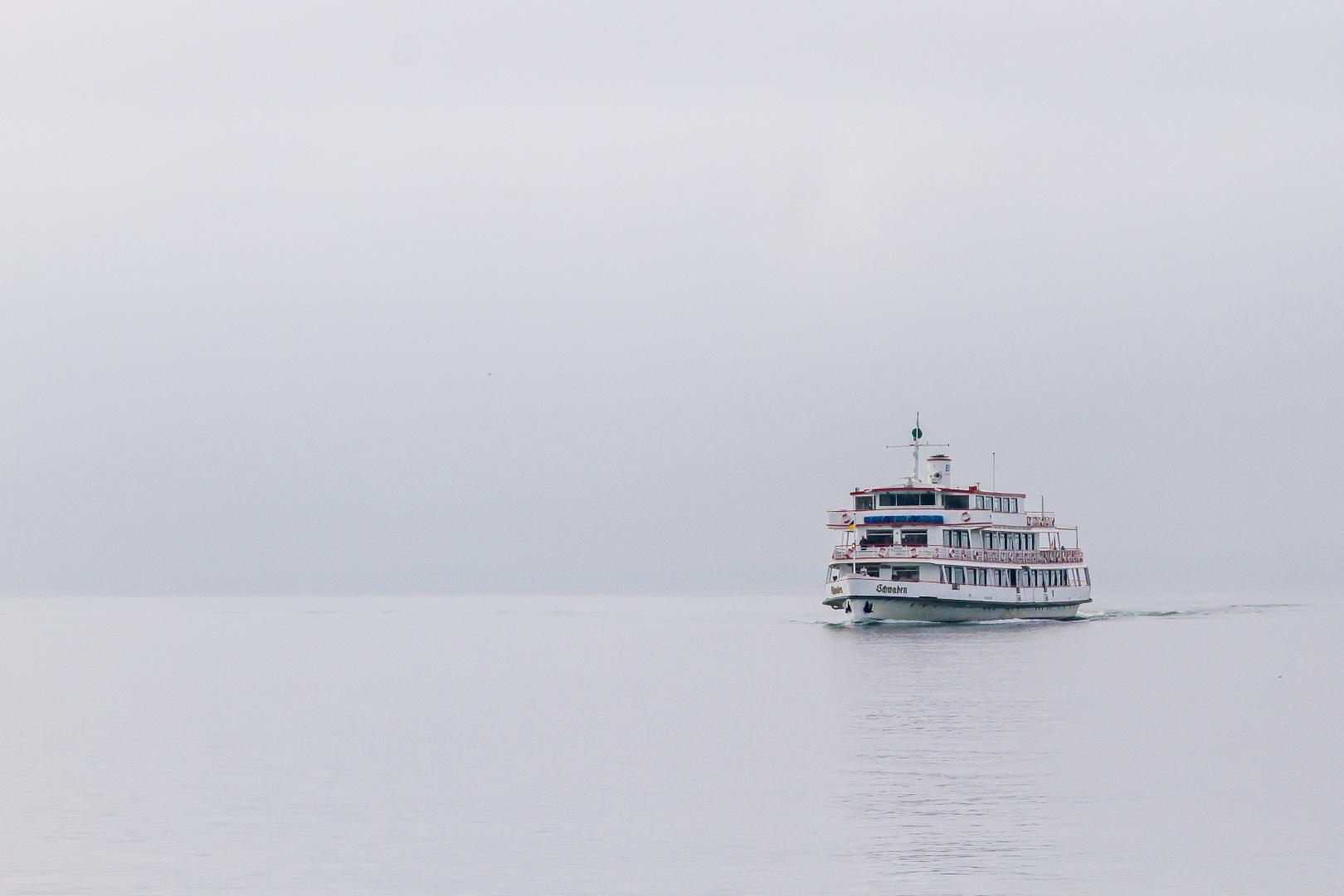 Geisterschiff- Reiner Böschen