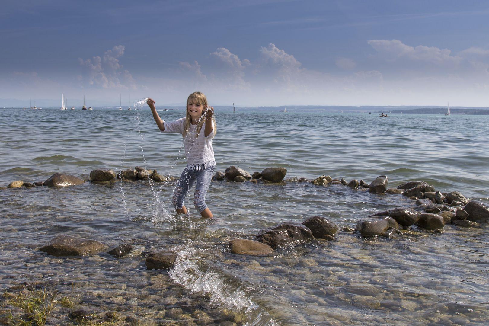 Sommer, Sonne, Bodensee! - Annelore Meissner-Müller