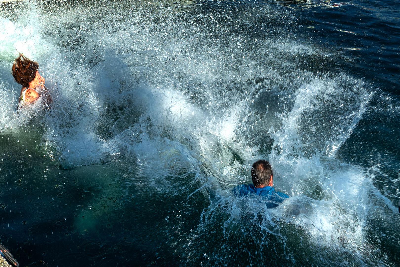Splash - Claire Sick