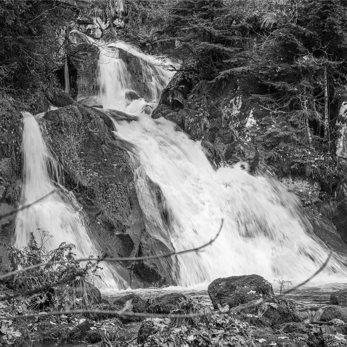 Triberger Wasserfall 4
