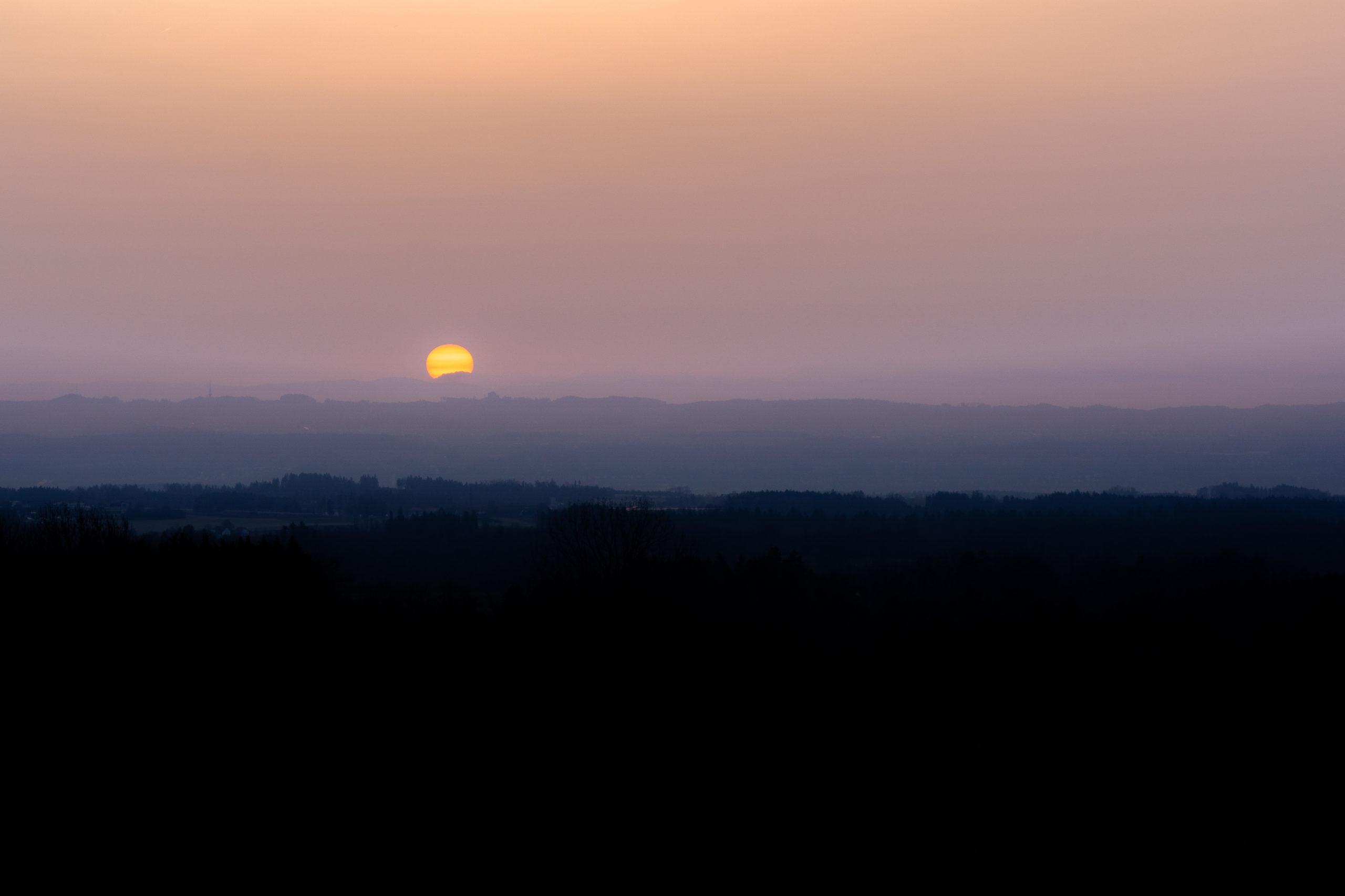 Sahara Sunrise - Foto: Philipp Lopane